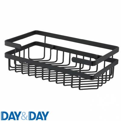 DAY&DAY 霧黑不鏽鋼單層置物架