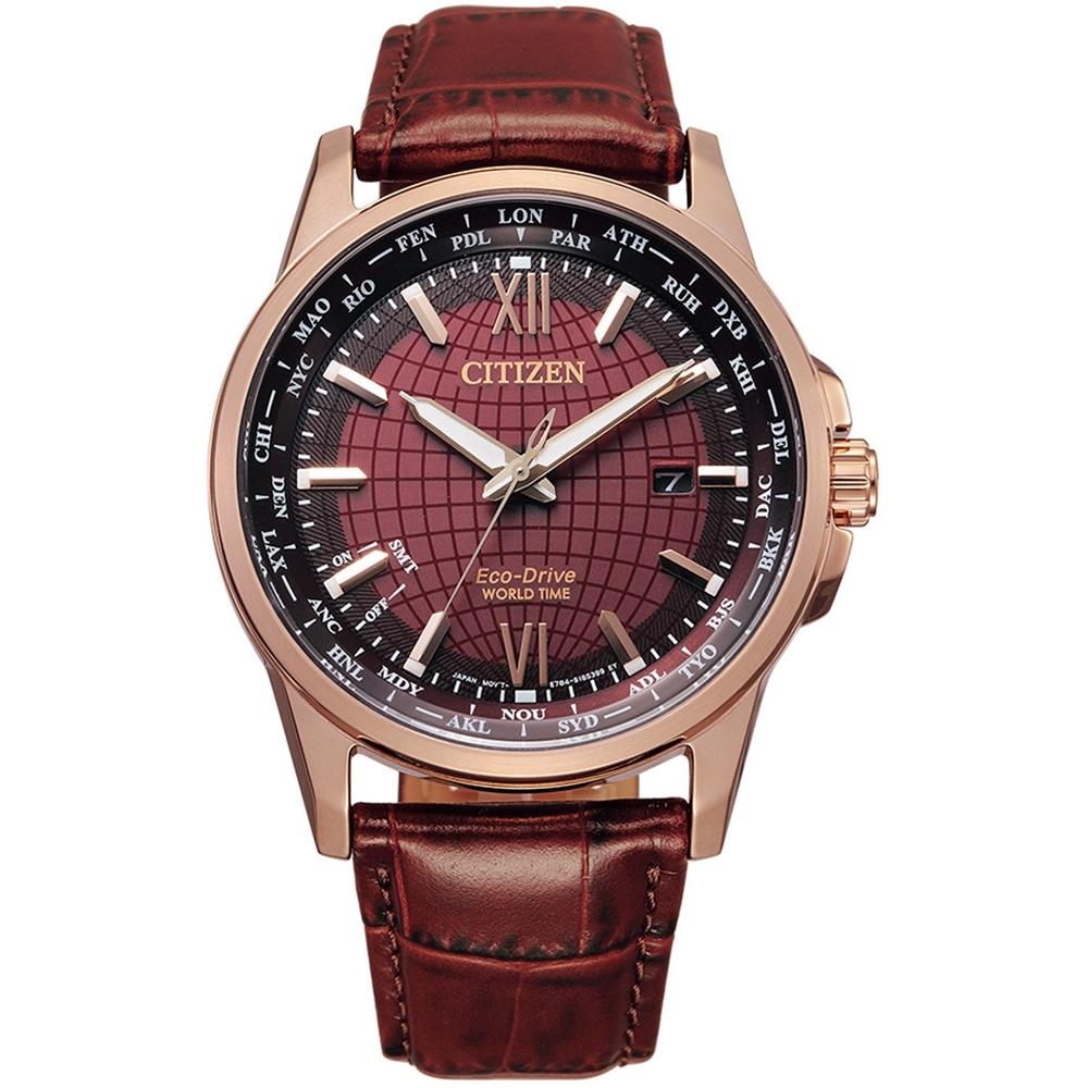 CITIZEN 星辰農曆GENTS新年限量專屬錶盒款(BX1009-10X)