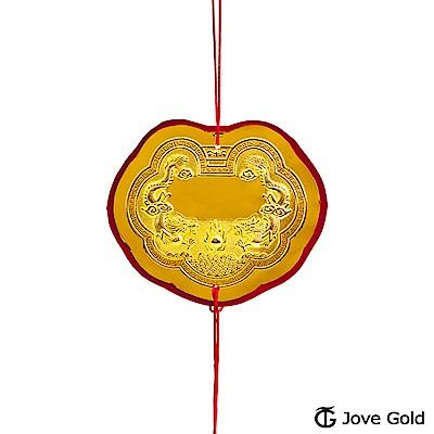 Jove gold 謝神明金牌-黃金0.1錢