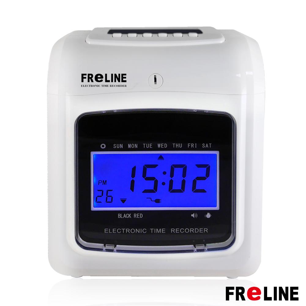 FReLINE LCD電子打卡鐘 FP-L21
