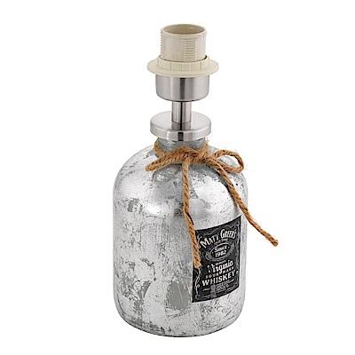 EGLO歐風燈飾 復刻版酒瓶造型檯燈/床頭燈(不含燈泡)