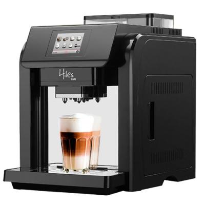 【Hiles 】咖啡大師全自動咖啡機 HE-701