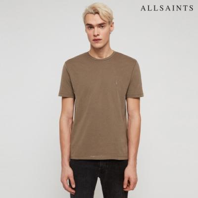 ALLSAINTS BRACE TONIC 公羊頭骨刺繡短袖T恤