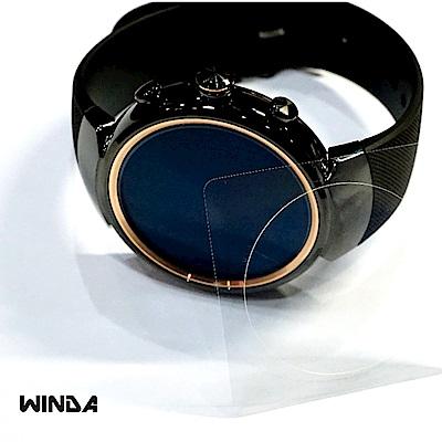 WINDA For: ASUS Zenwatch 3 錶面保護貼(超滑疏油疏水亮面抗刮) @ Y!購物