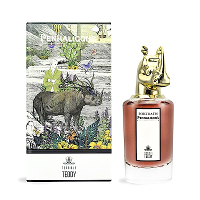Penhaligon s 潘海利根 Terrible Teddy 犀牛 75ml