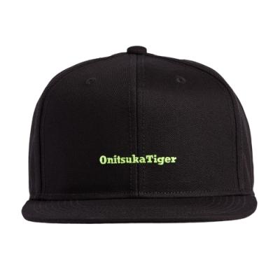 Onitsuka Tiger鬼塚虎-LOGO棒球帽 (黑)