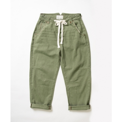 ONETEASPOON SUPER KHAKI SAFARI 牛仔褲-(女)
