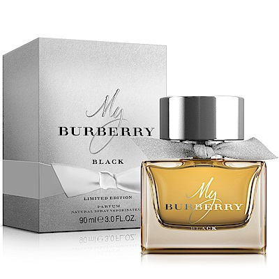 BURBERRY MY BURBERRY BLACK 節慶版淡香精90ml