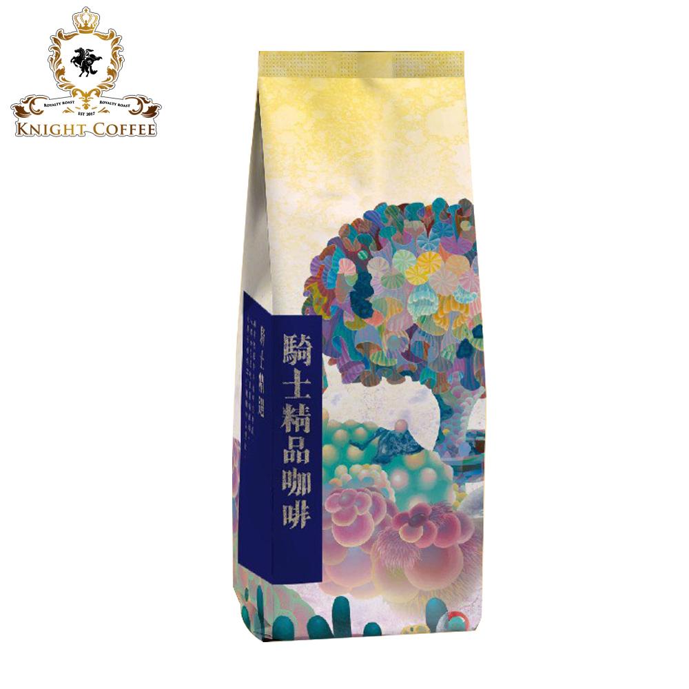 KNIGHT騎士咖啡精選咖啡豆(半磅)