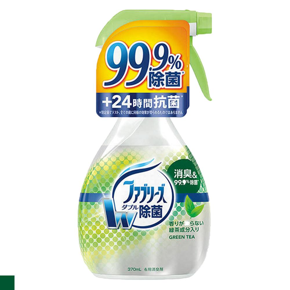 日本 P&G Febreze 布製品 除臭消菌 噴霧劑 - 綠茶