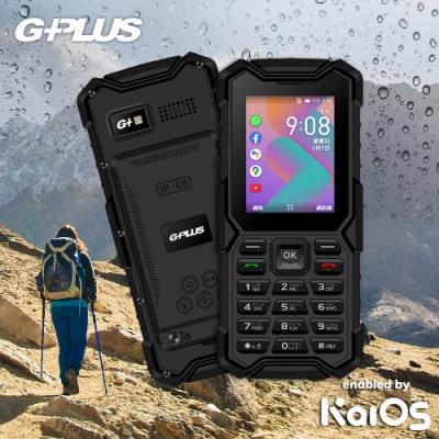 GPLUS 三防直立式4G功能手機F5