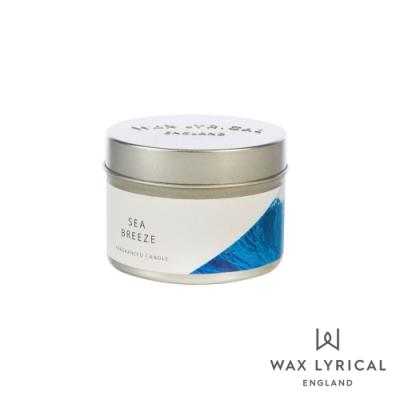 英國 Wax Lyrical 英式經典系列香氛蠟燭 海洋微風 Sea Breeze 84g