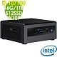Intel 雙碟商用迷你電腦 NUC i7-10710U/16G/512SSD+1TB/W10P product thumbnail 1