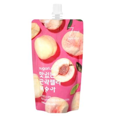 INTAKE SUGARLOLO 果凍飲-水蜜桃風味(150g)