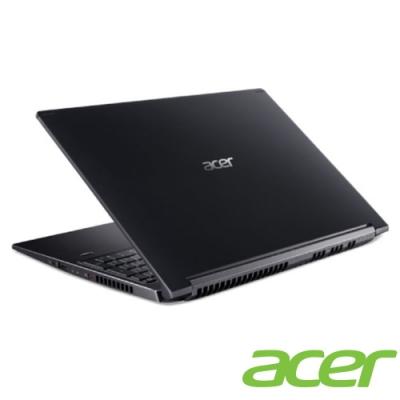 (時時樂)Acer A715-74G-52MV 15吋電競筆電(i5-9300H/GTX 1050/4G/1TB/Aspire 7/黑)