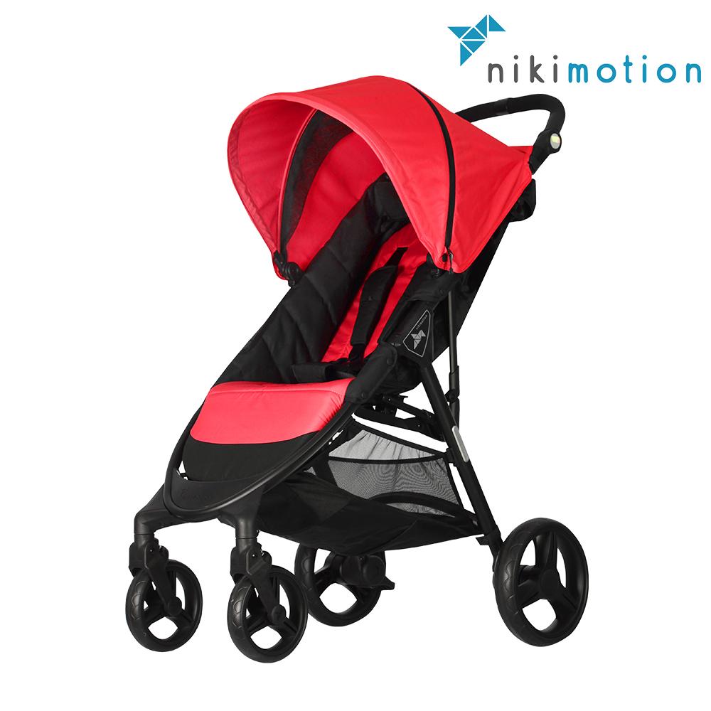 【奧地利 nikimotion 】 AUTOFOLD LITE 嬰兒推車