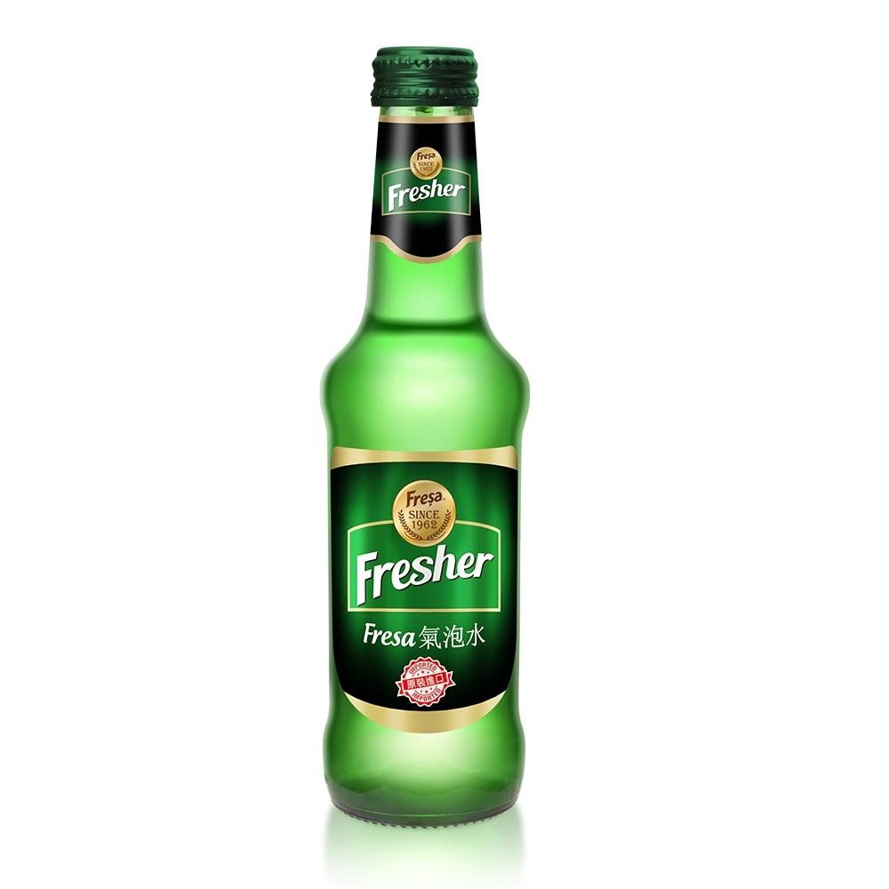 Fresa 氣泡飲(250ml)