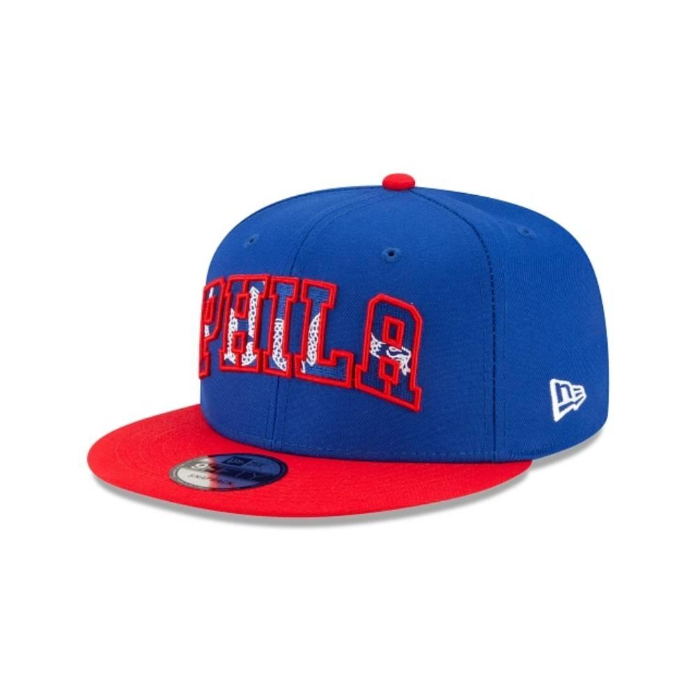 New Era 9FIFTY 950 NBA 2021 DRAFT 棒球帽 76人