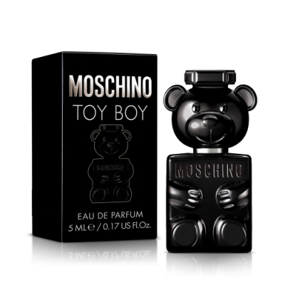 MOSCHINO TOY BOY淡香精小香5ml (原廠公司貨)