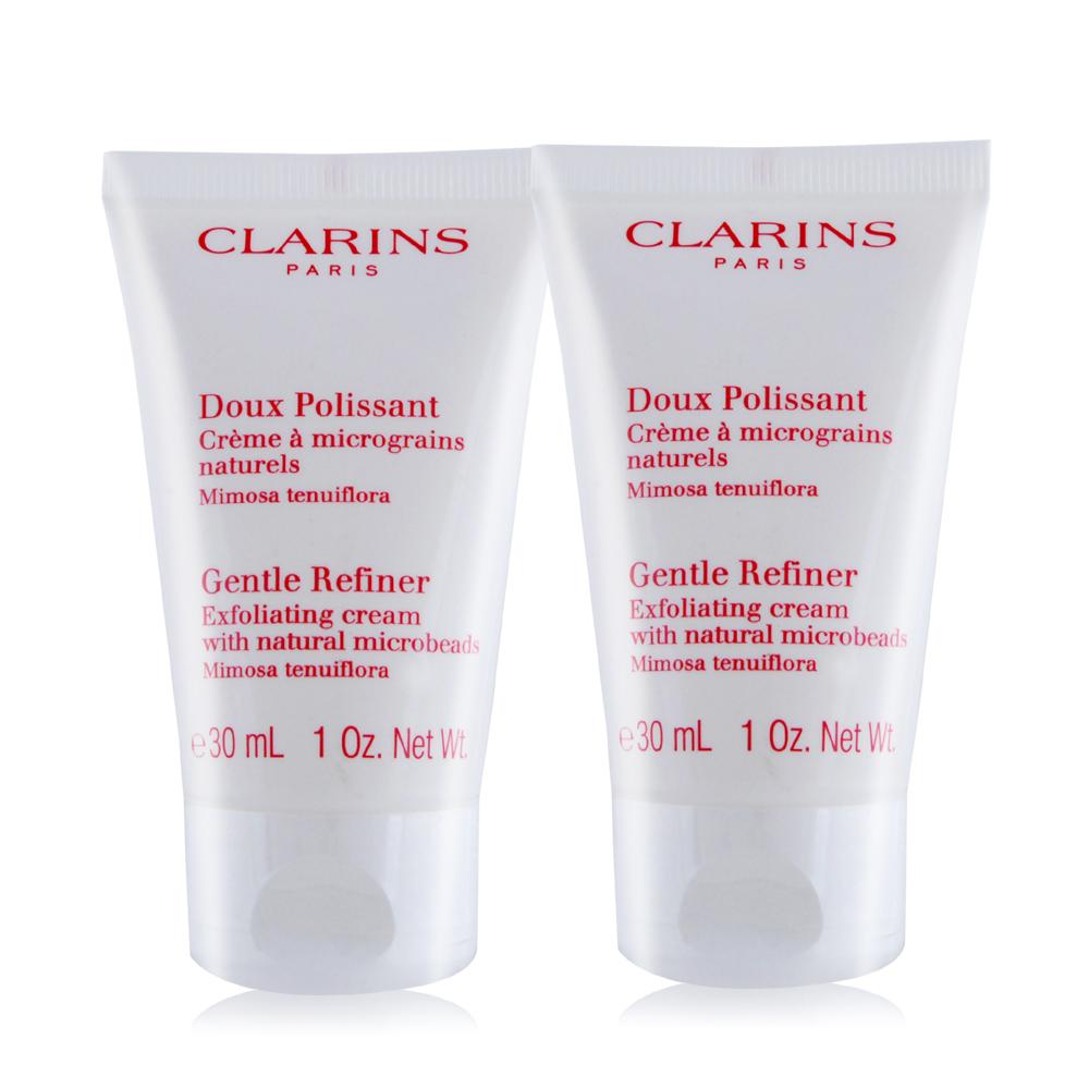 CLARINS 克蘭詩 含羞草煥膚去角質霜30mlX2