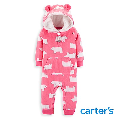 Carter s 北極熊造型連身裝