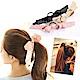 日本kiret 氣質甜美 質感緞帶蝴蝶結 髮圈 超值3入 product thumbnail 1