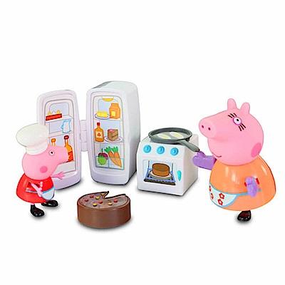 Peppa Pig 粉紅豬小妹 - 廚房玩具組