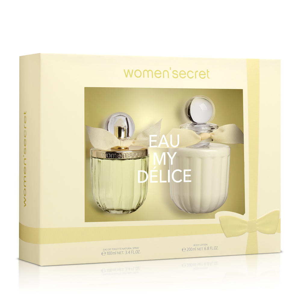 WOMEN' SECRET 繽紛樂活女性淡香水禮盒