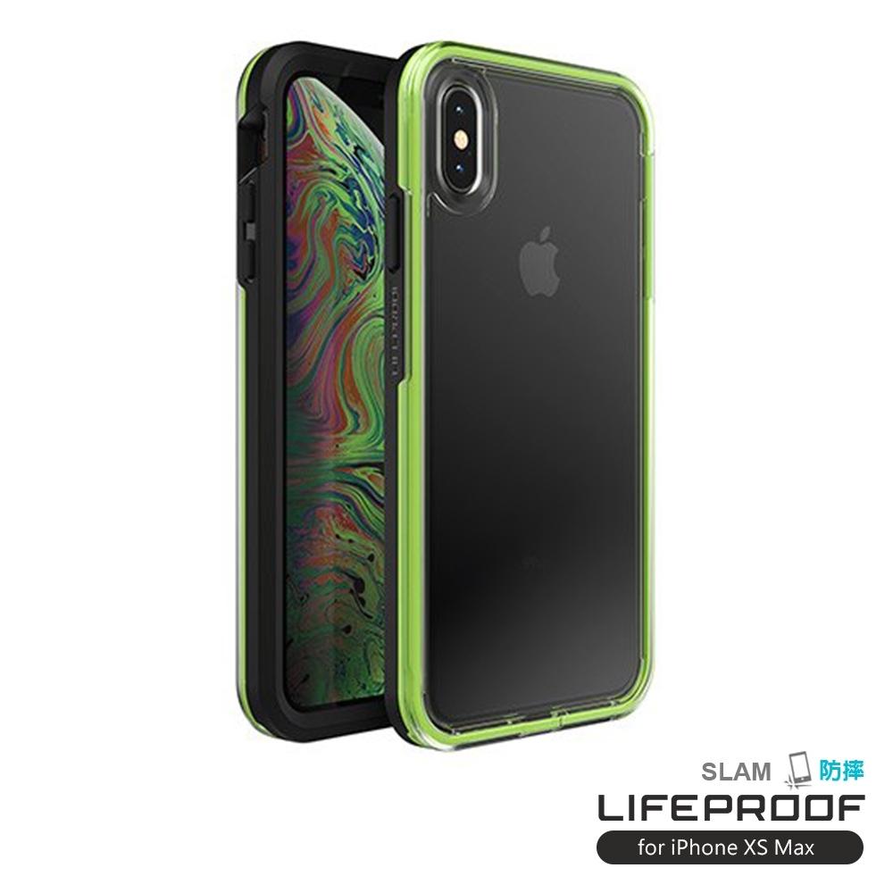 LIFEPROOF iPhone XS Max專用 吸震抗衝擊防摔手機殼-SLAM