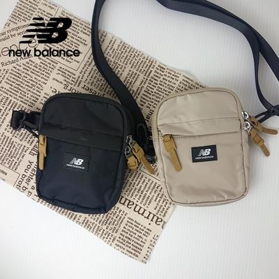 [New Balance]韓系休閒斜背小包_中性_卡其色_BGCBAA602BG