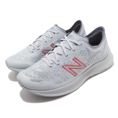 New Balance 慢跑鞋 PESU Wide 2E 寬楦 男鞋  紐巴倫 輕量 透氣 舒適 避震 路跑 灰 紅 MPESULG12E