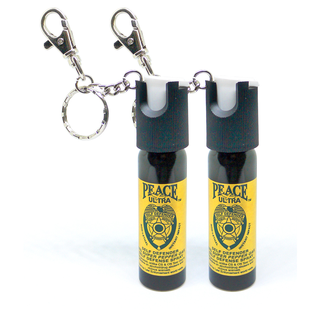 防禦者-防身防狼噴霧器-2入組