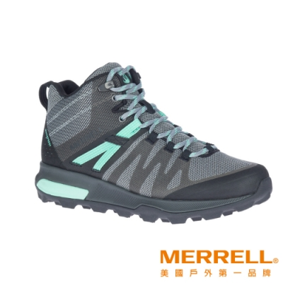 MERRELL ZION FST MID WP中筒防水登山鞋(ML035398)