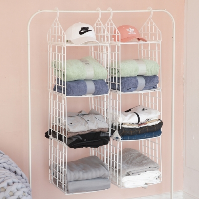完美主義 三層吊掛置物架/收納架/衣物收納(2色)