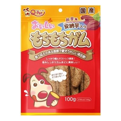 【2入組】日本Q-Pet巧沛-美味香Q系列(4款) 100g