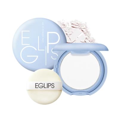 韓國 E-glips 隱形毛孔空氣感定妝粉餅 8g