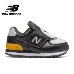 【New Balance】童鞋_中性_黑色_IV574AQP-W楦