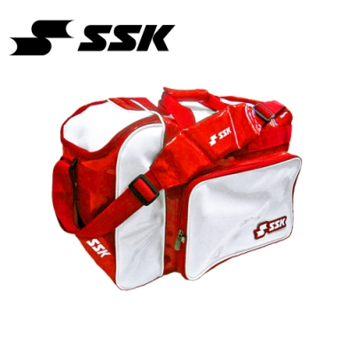 SSK    個人裝備袋   紅/白   MAB6155-2010