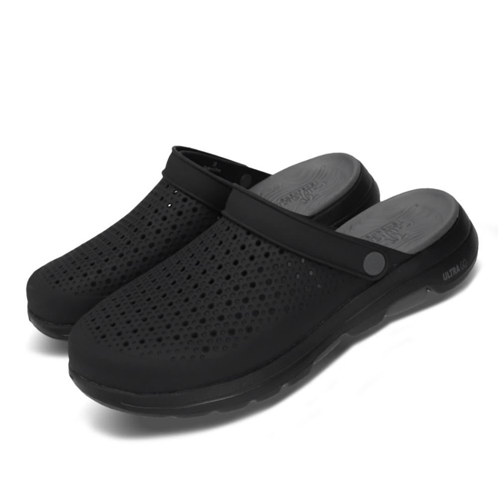 Skechers 涼拖鞋 Go Walk 5 輕便 男鞋