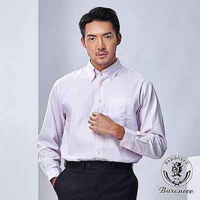 BARONECE 百諾禮士 日式優質合身襯衫510432-18