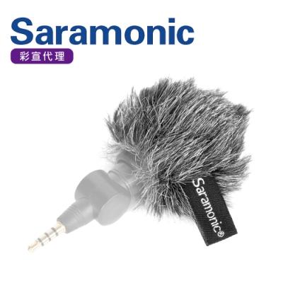 Saramonic楓笛 XM1-WS 麥克風戶外防風毛套(彩宣公司貨)