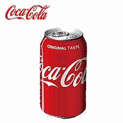 可口可樂 易開罐330ml(24入/箱)