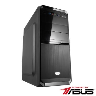 華碩H410平台[流浪戰機]i5-10400F/8G/GT710/120G_SSD