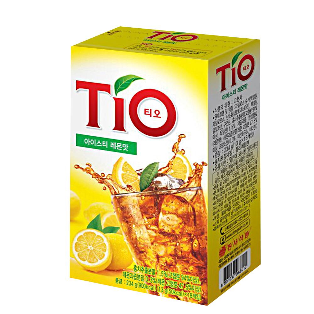 韓國TIO 檸檬冰茶粉(234g)
