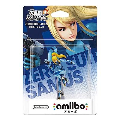 Amiibo 零重力裝薩姆斯公仔(明星大亂鬥系列)