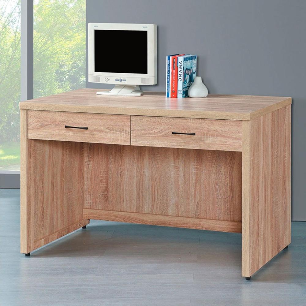 Bernice-橡木4尺書桌-121×60.5×81cm