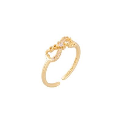 NOONOO FINGERS INFINITY RING 戒指