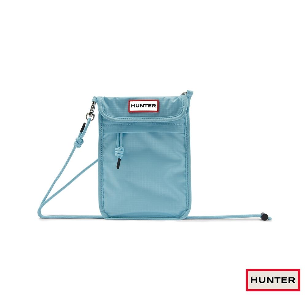 HUNTER - ORIGINAL可收納手機包 -尤加利藍