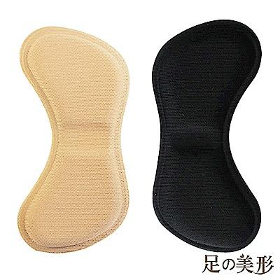 足的美形 海綿系列-蝶型後跟貼(8雙)