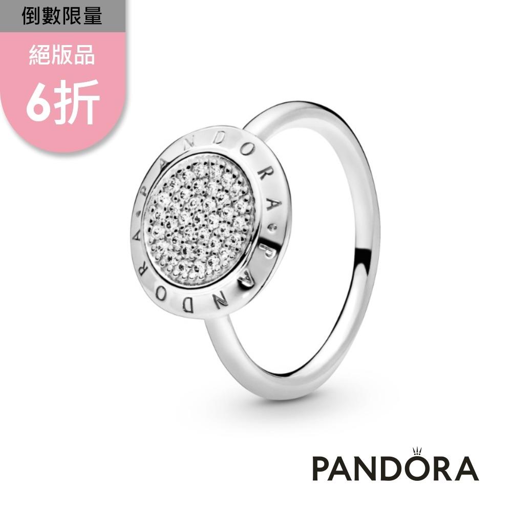 【Pandora官方直營】經典鋯石戒指